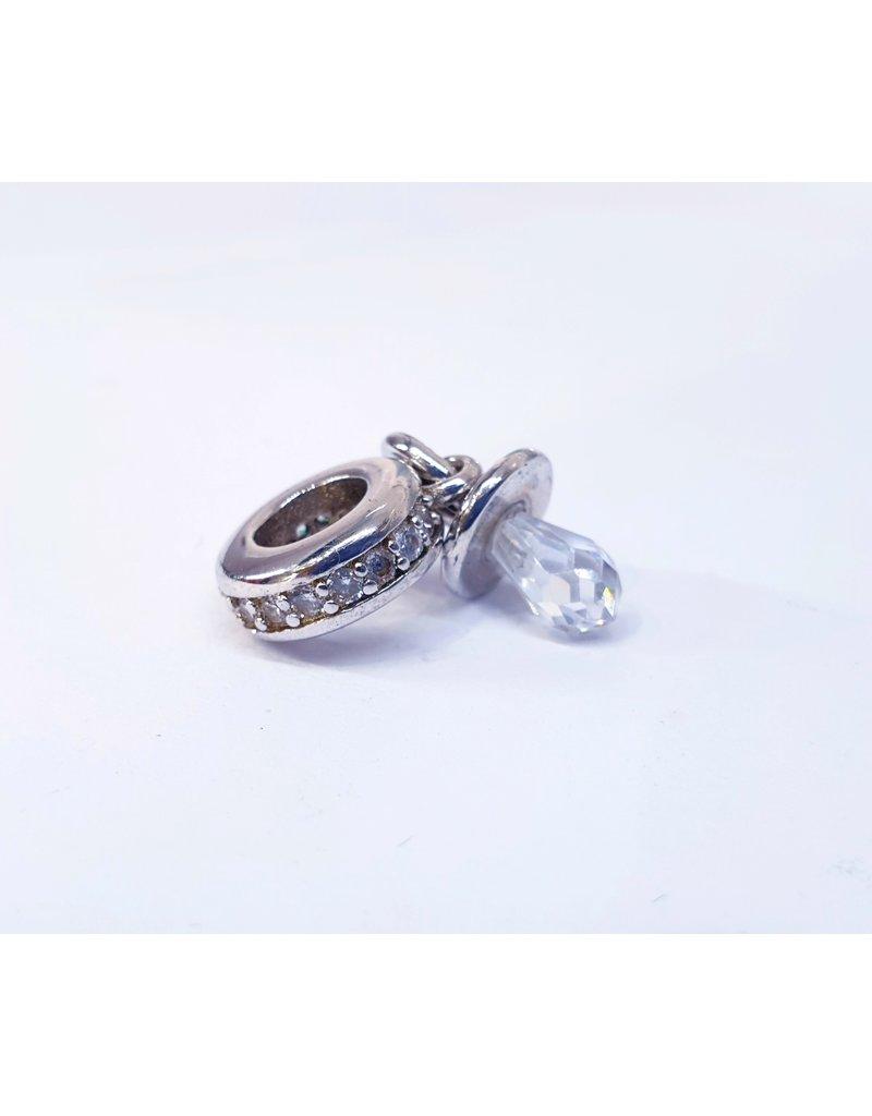 50311810 - Silver Dummy Charm