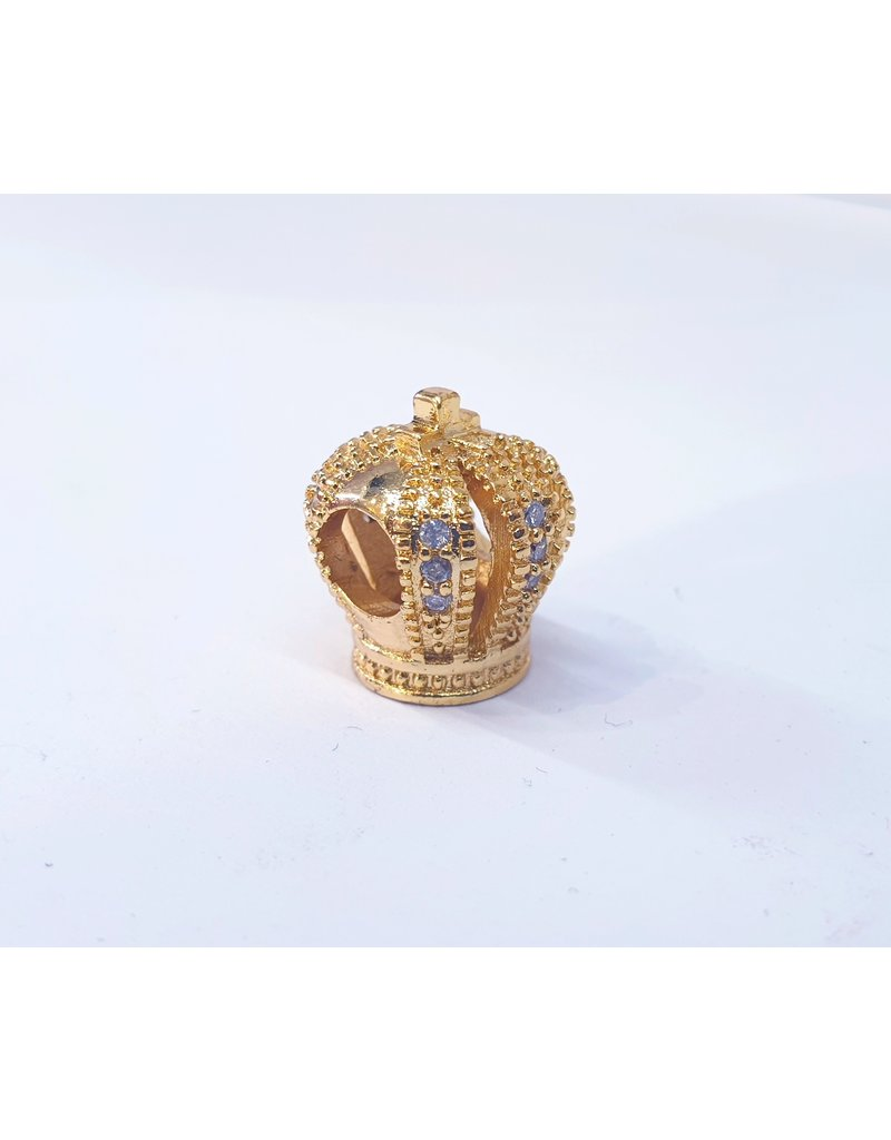 50311830 - Gold Crown Charm