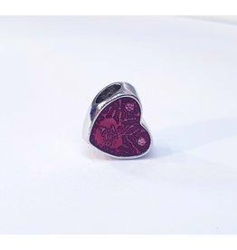 50313503 - Pink Heart Charm