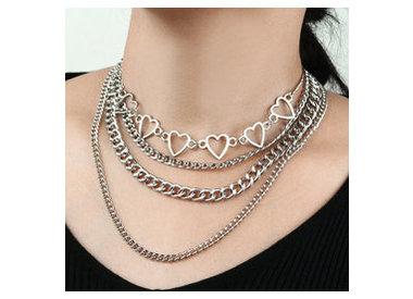 Multi-Layer Necklaces