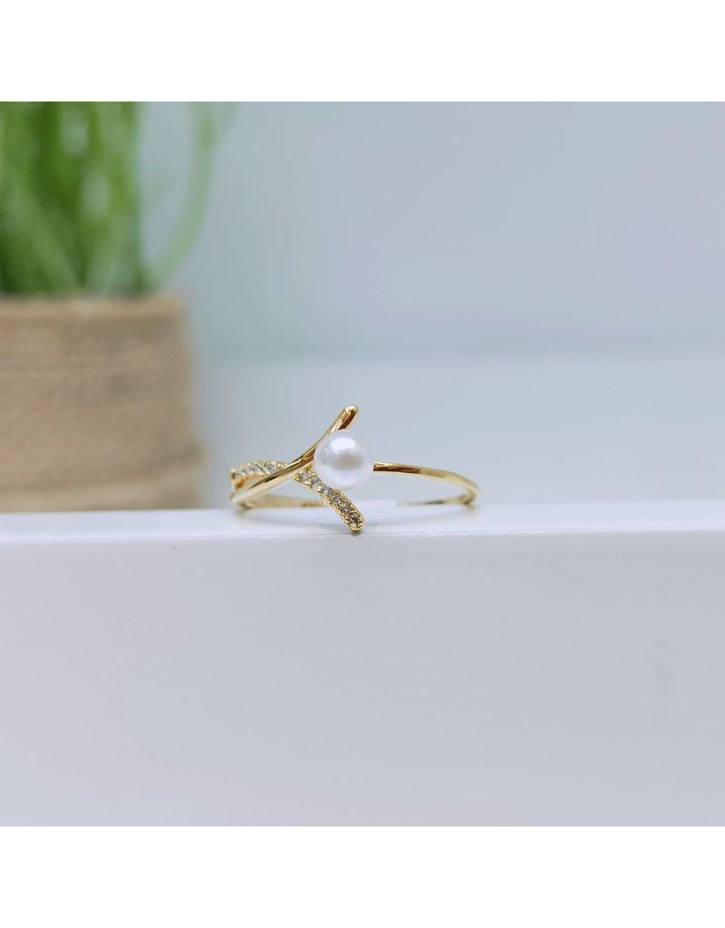 RGB160013 - Gold Ring