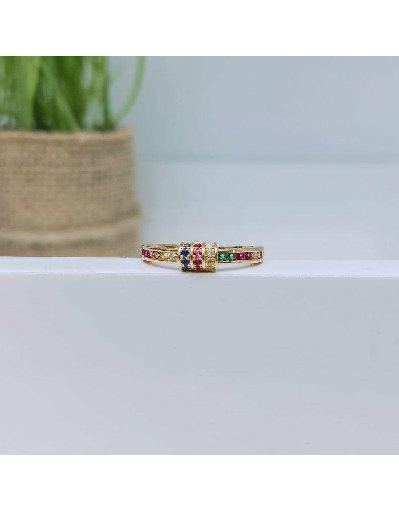 RGB160076 - Gold Ring