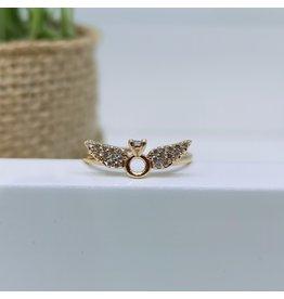 RGB160123 - Rose Gold Ring