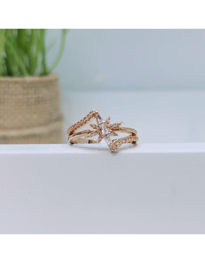 RGB160127 - Rose Gold Ring