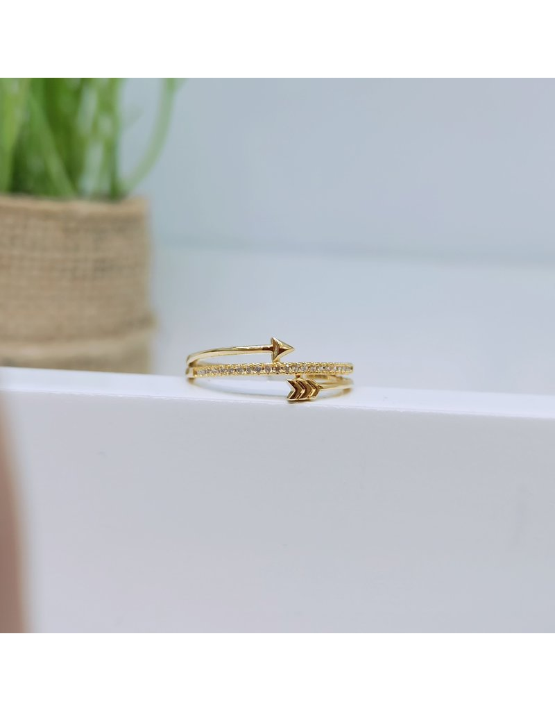 RGB160175 - Gold Ring