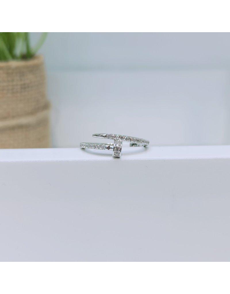 RGB160180 - Silver Ring