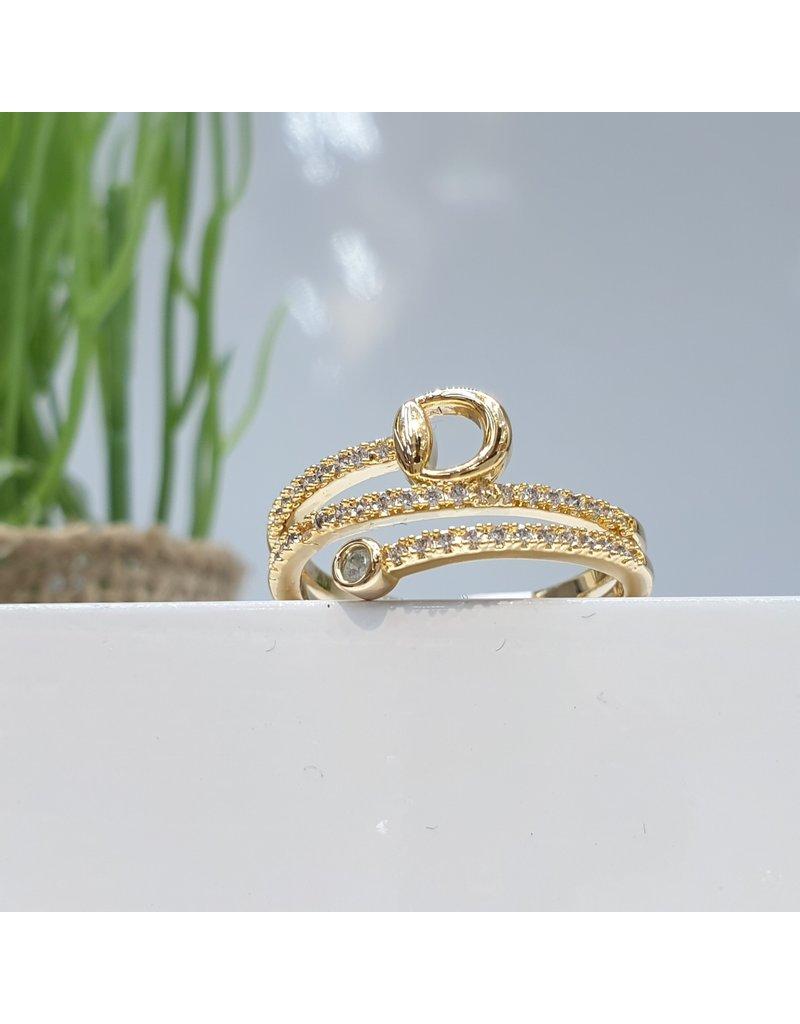 RGB170008 - Gold Ring