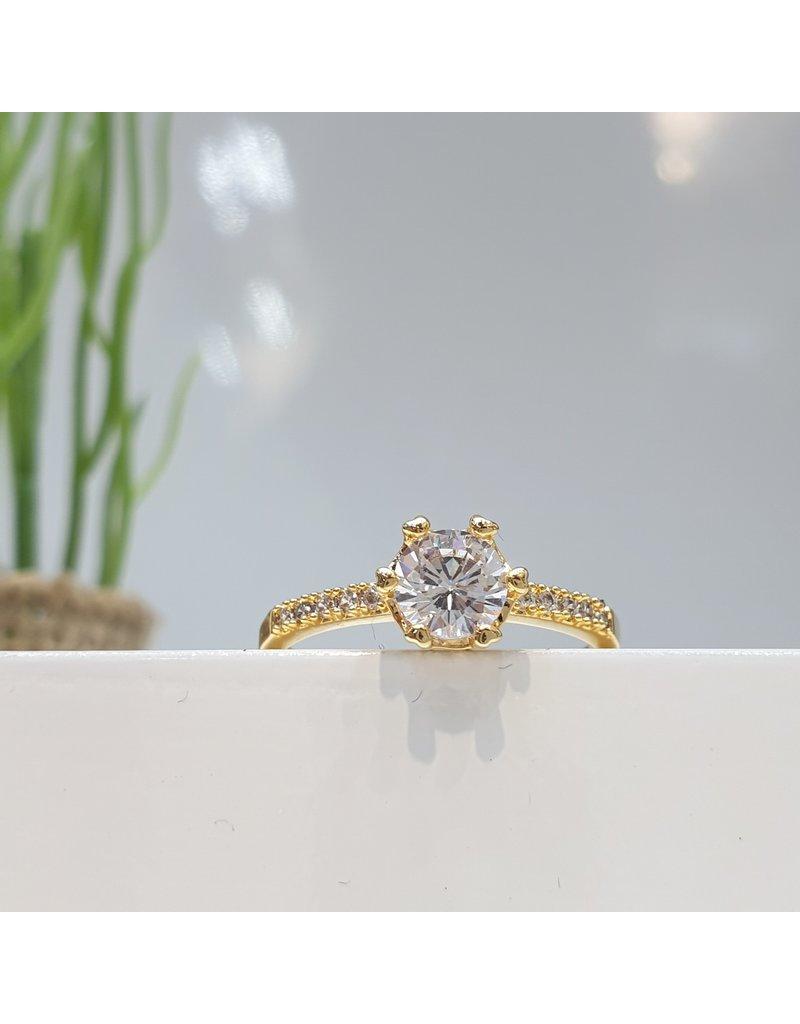 RGB170025 - Gold Ring