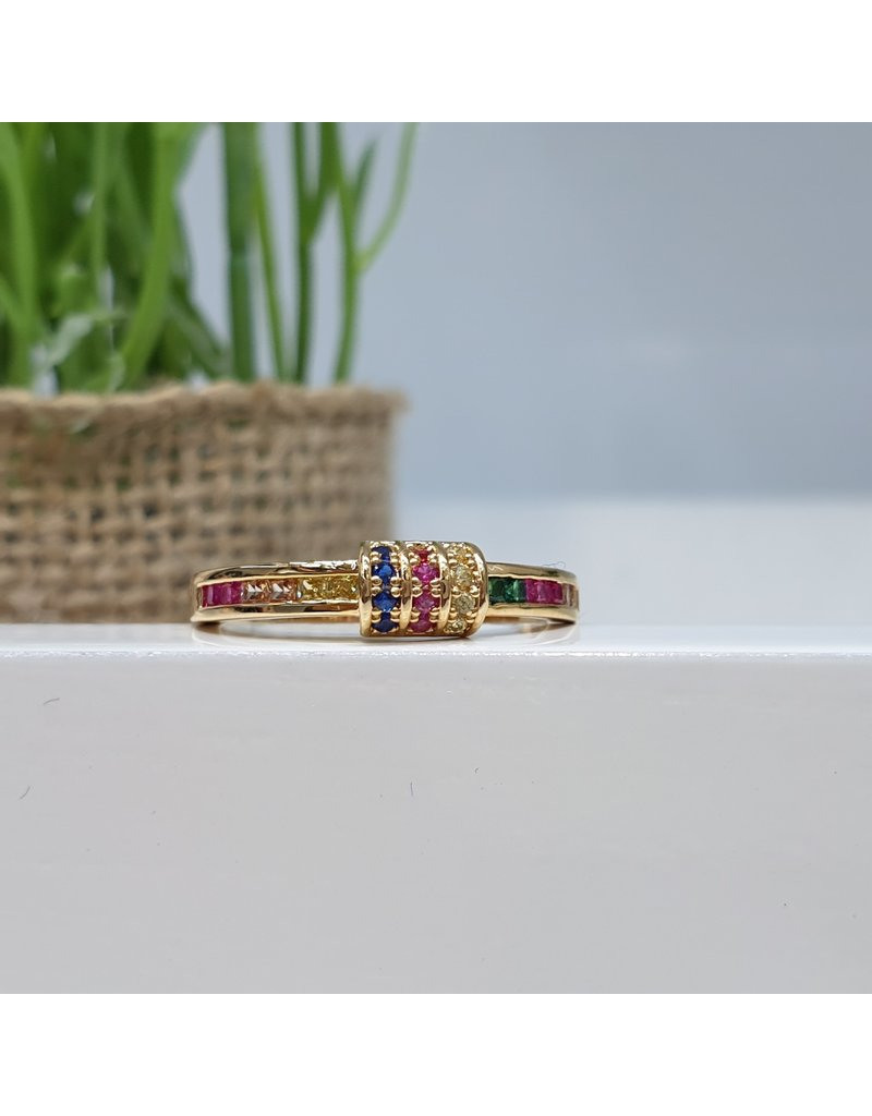 RGB170076 - Gold Ring