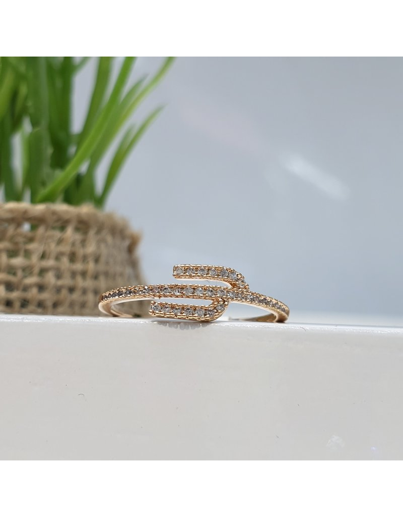 RGB170106 - Rose Gold Ring