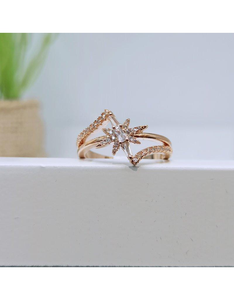 RGB170127 - Rose Gold Ring