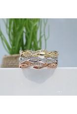 RGB170178 - Triple Colour Ring