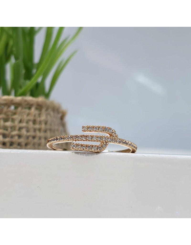 RGB180106 - Rose Gold Ring