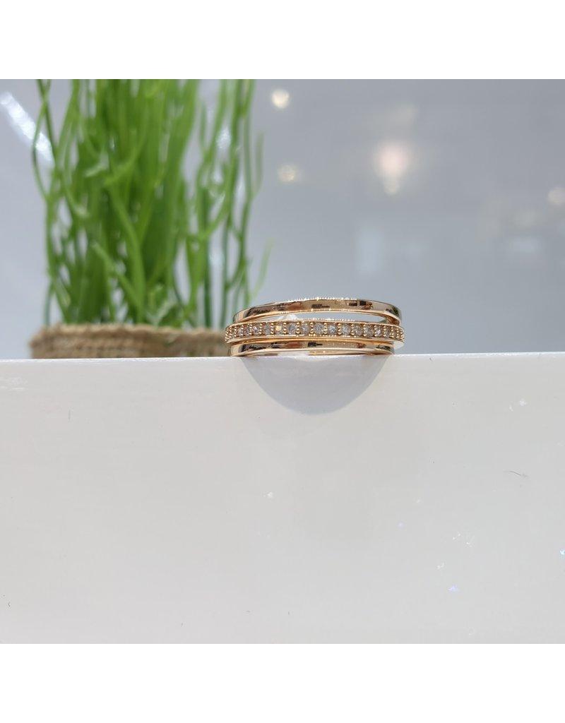 RGB180109 - Rose Gold Ring