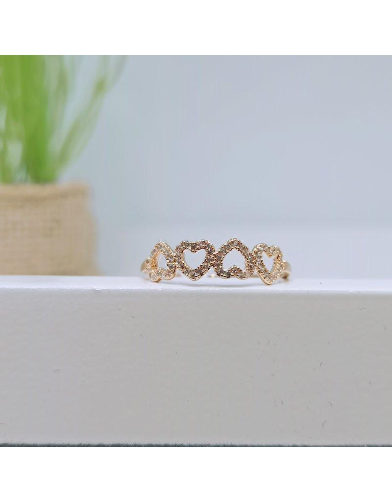 RGB180114 - Rose Gold Ring
