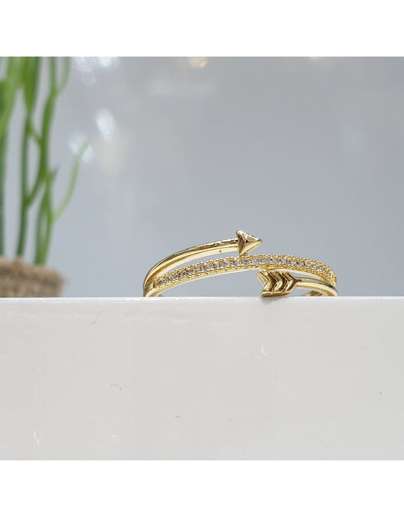 RGB180175 - Gold Ring