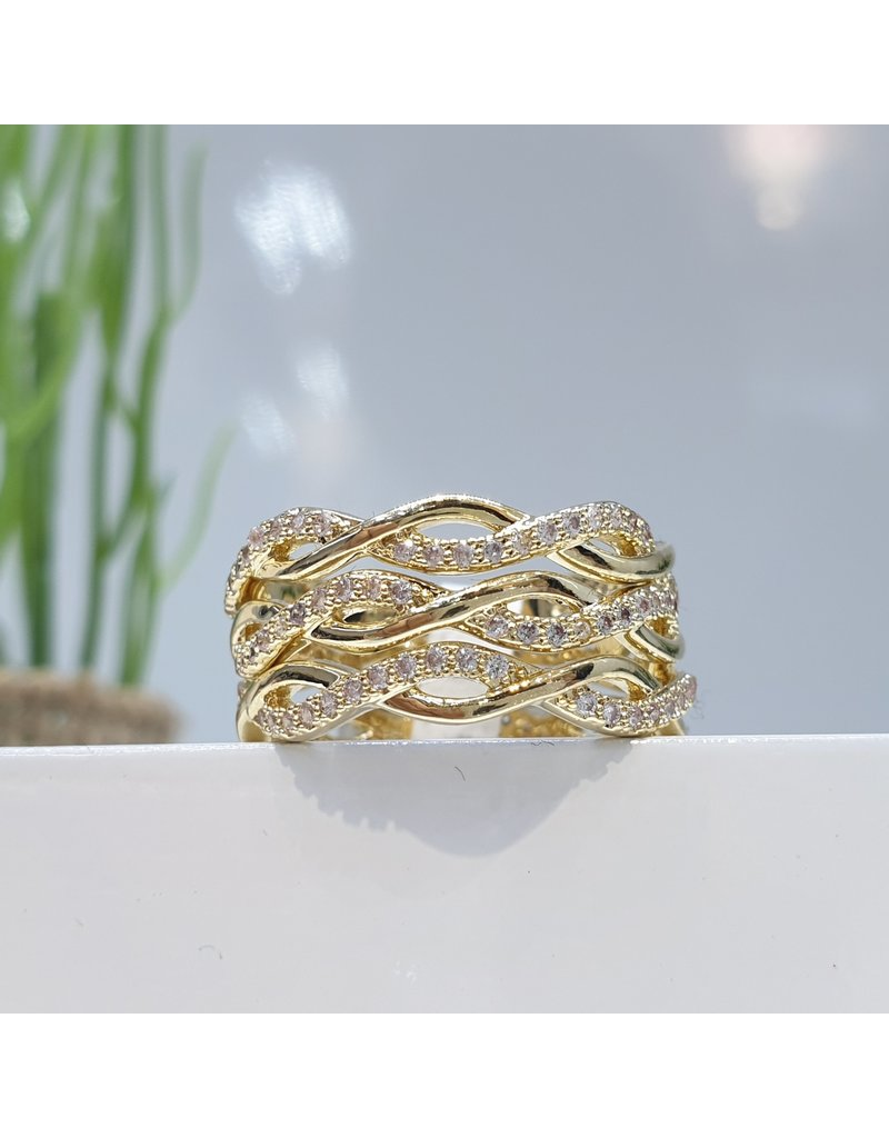RGB180177 - Gold Ring