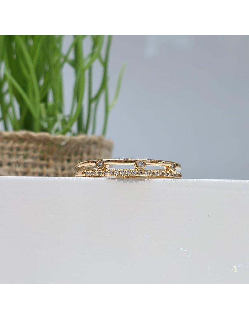RGB180181 - Gold Ring