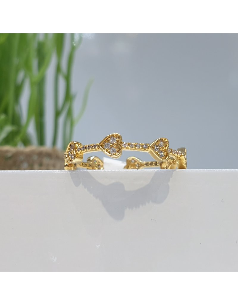 RGB190010 - Gold Ring