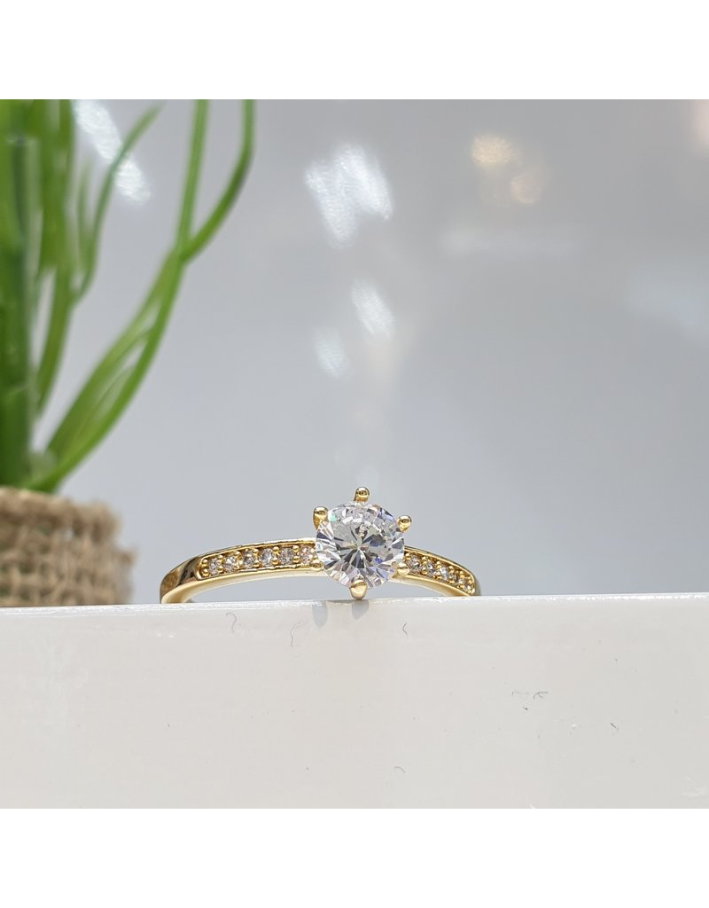 RGB160005 - Gold Ring