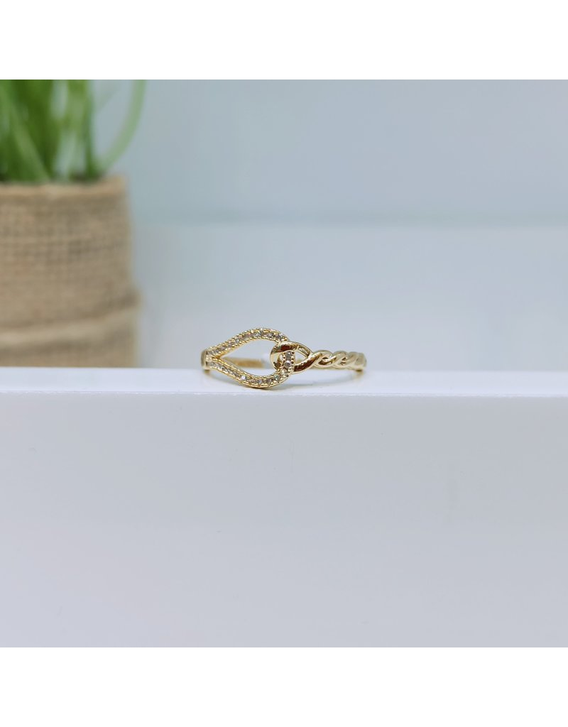 RGB190102 - Gold Ring