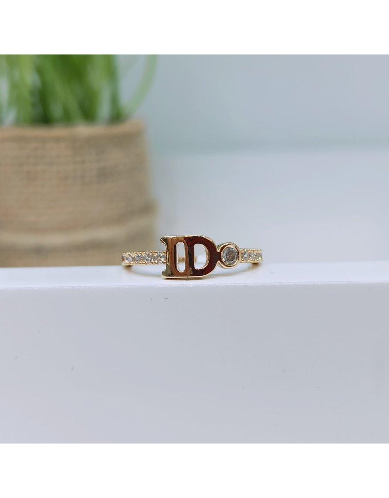 RGB190117 - Rose Gold Ring