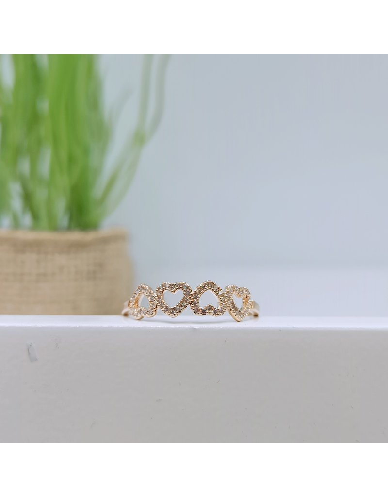 RGB190114 - Rose Gold Ring