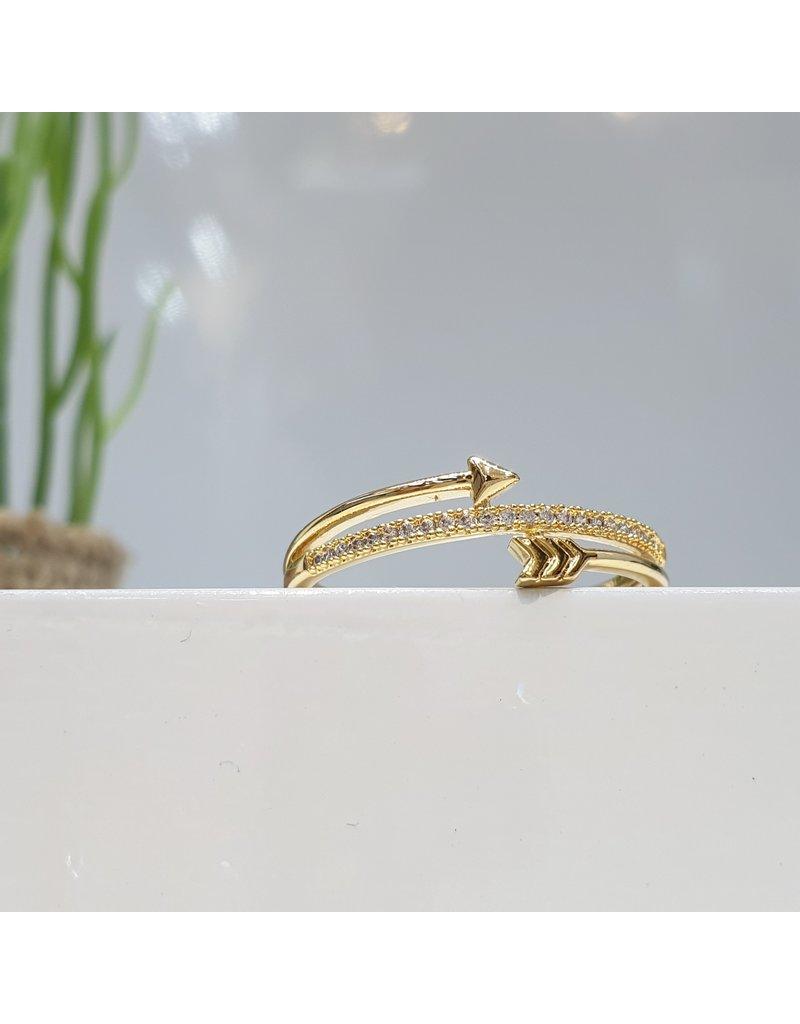 RGB190175 - Gold Ring