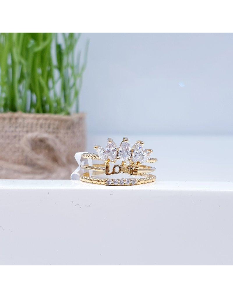 RGBAJ0055 - Gold Ring