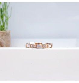 RGBAJ0053 - Rose Gold Ring