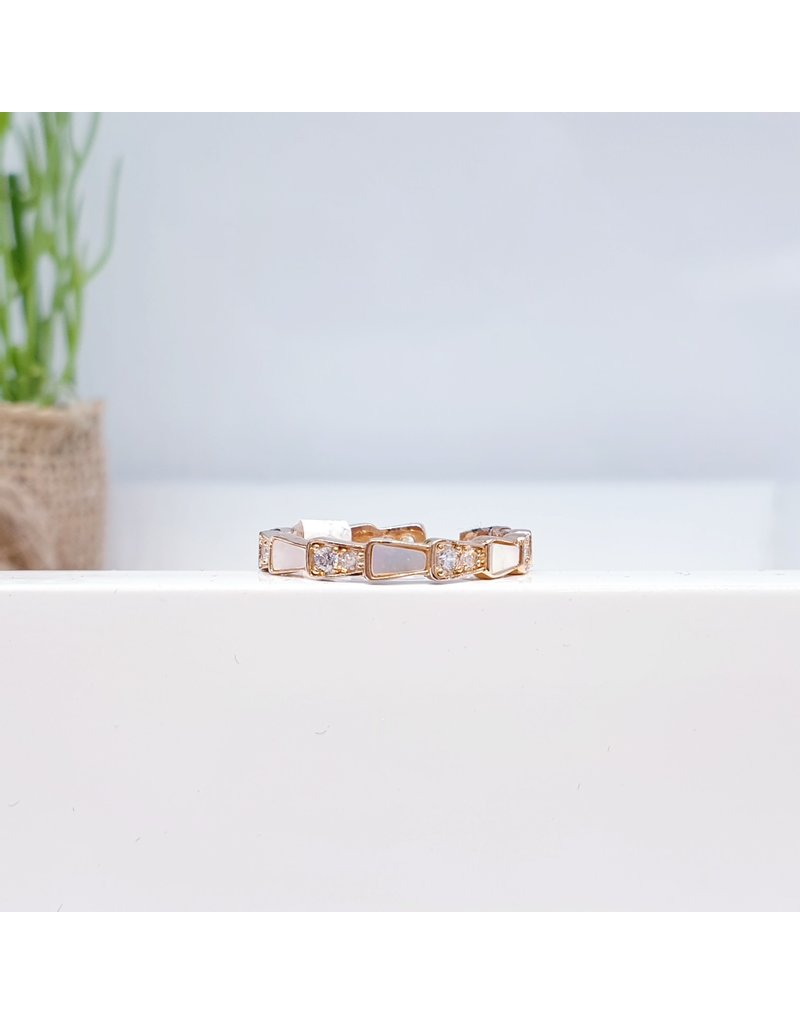 RGBAJ0053 - Rose Gold Ring