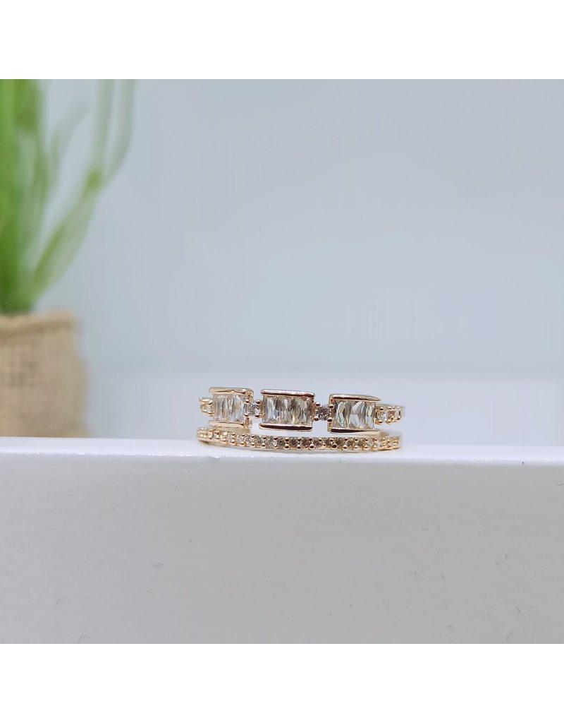 RGBAJ0130 - Rose Gold Ring