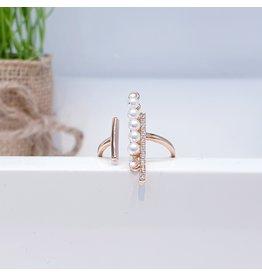 RGBAJ0133 - Rose Gold Ring
