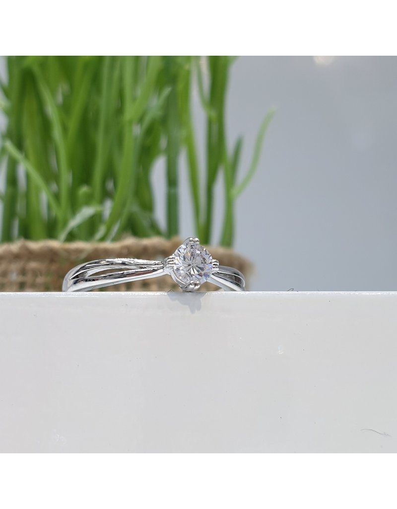 RGC160043 - Silver Plated Ring