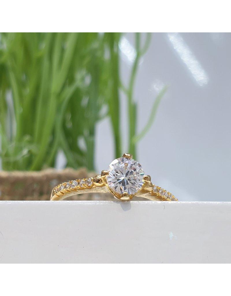 RGC160049 - Gold Ring