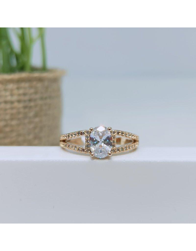 RGC160064 - Rose Gold Ring