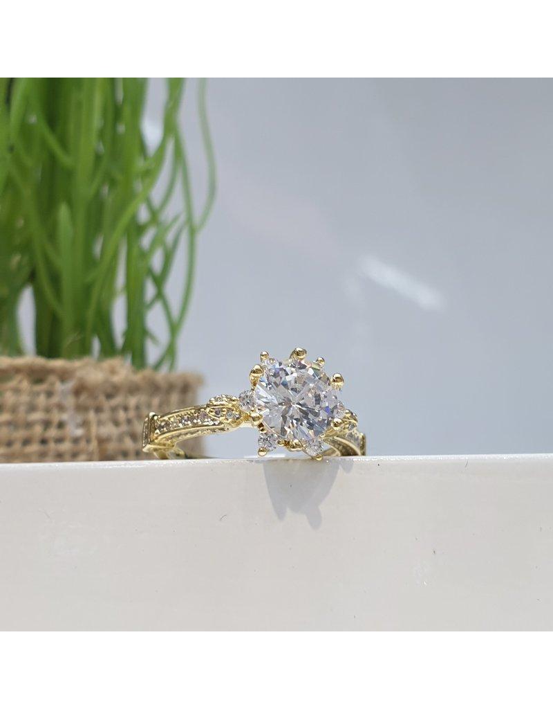 RGC160081 - Gold Ring