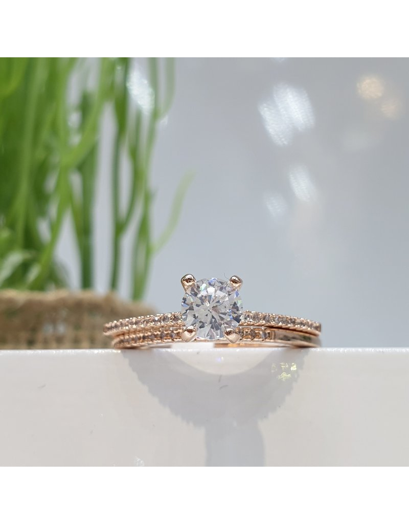 RGC170019 - Rose Gold Plated Ring