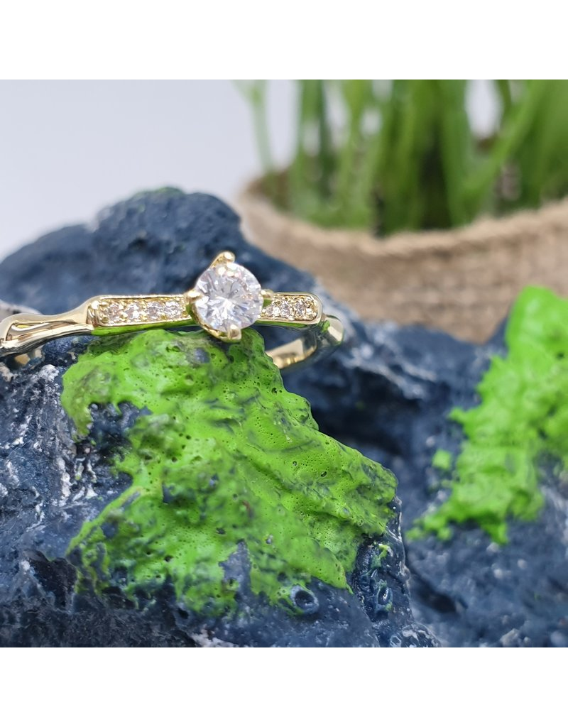 RGC170021 - Gold Plated Ring