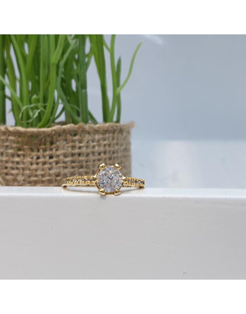 RGC170055 - Gold Ring