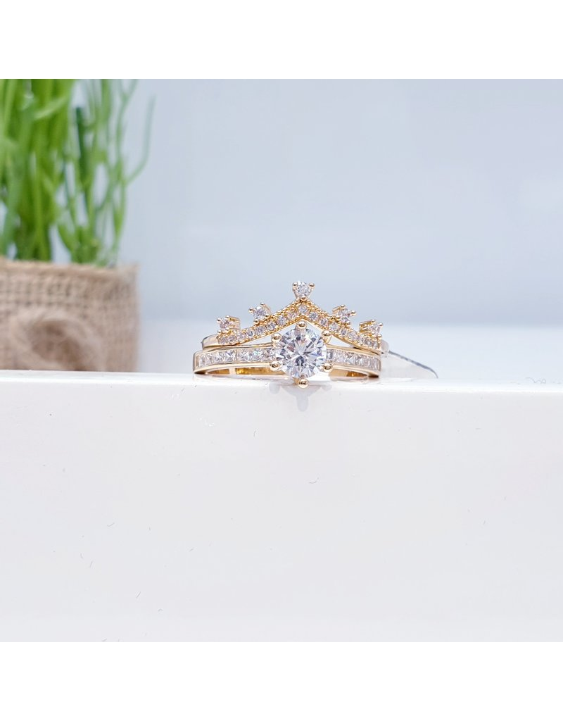 RGC180002 - Gold Plated Ring