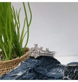 RGC180001 - Silver Plated Ring