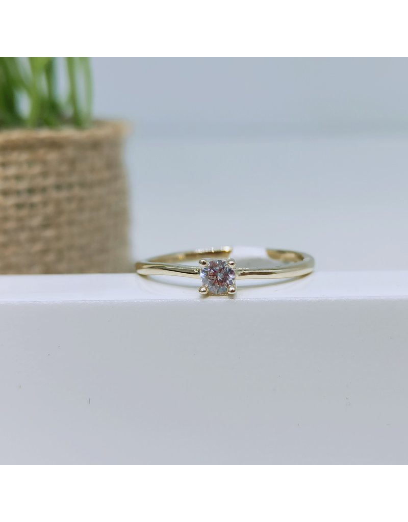 RGC180016 - Gold Plated Ring