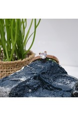 RGC180019 - Rose Gold Plated Ring
