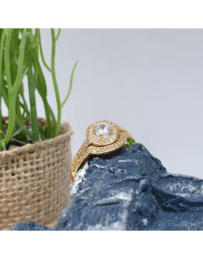 RGC180040 - Gold Plated Ring