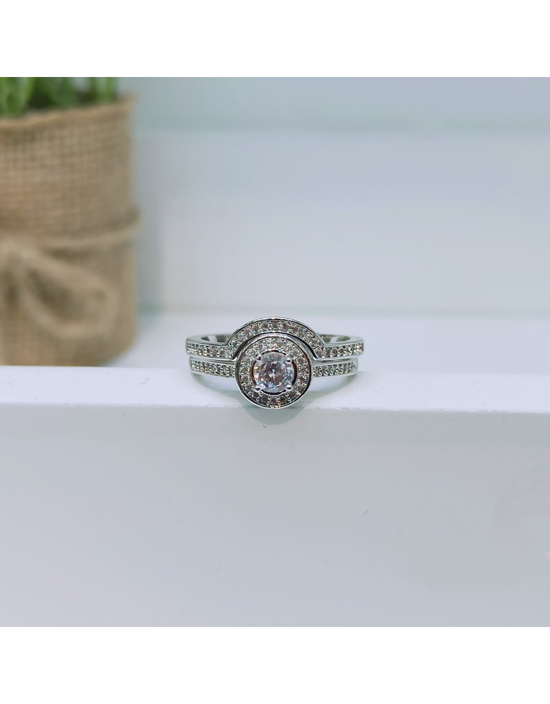 RGC180042 - Silver Plated Ring