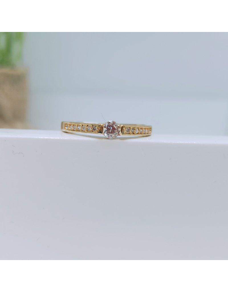 RGC180076 - Gold Ring