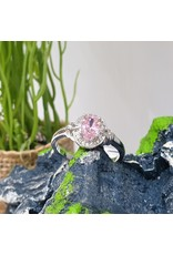 RGC180120 - Pink, Silver Ring