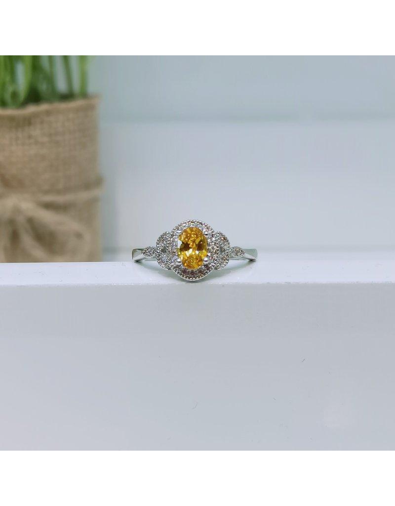 RGC180158 - Yellow, Silver Ring