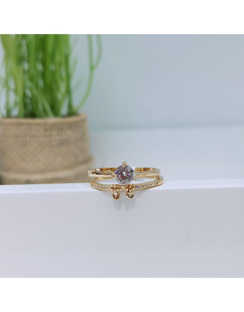 RGC190002 - Gold Plated Ring